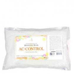 Anskin AC Control Modeling Mask - Маска альгинатная для проблемной кожи против акне (пакет), 240гр
