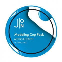 J:ON Moist & Health Modeling Pack - Альгинатная маска для увлажнения и оздоровления кожи лица 18 мл