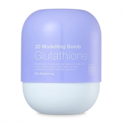 Vprove 3D Modelling Bomb - Glutathione - Альгинатная маска с глутатионом, 55 г