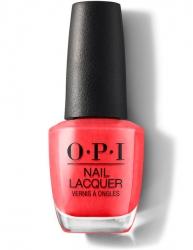 OPI - Лак для ногтей Aloha, 15 мл