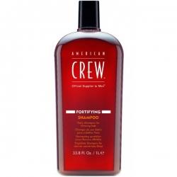 American Crew Fortifying Shampoo - Укрепляющий шампунь для тонких волос 1000мл