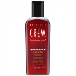 American Crew Fortifying Shampoo - Укрепляющий шампунь для тонких волос 100мл