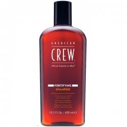 American Crew Fortifying Shampoo - Укрепляющий шампунь для тонких волос 450мл