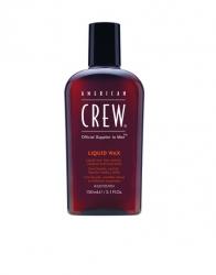 American Crew Liquid Wax - Жидкий воск для волос, 150 мл