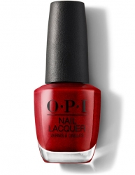 OPI - Лак для ногтей An Affair In Red Square, 15 мл
