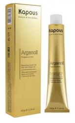 Kapous Professional Arganoil - Обесцвечивающий крем для волос с маслом Арганы, 150 гр