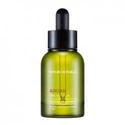 Nature Republic Real Nature Argan Oil - Эссенция ампульная с натуральным маслом арганы, 30мл