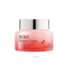 The Skin House Rose Heaven Cream - Крем для лица с экстрактом розы, 50мл