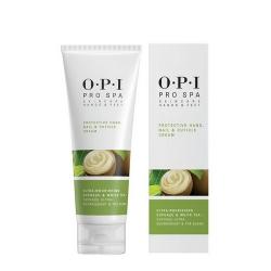 OPI ProSpa Protective Hand, Nail & Cuticle Cream - Защитный крем для рук, ногтей и кутикулы 118 мл