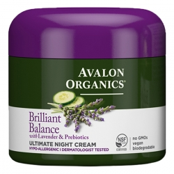 Avalon Organics Ultimate Night Cream - Ночной крем, 57 мл