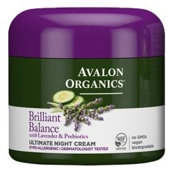 Avalon Organics Ultimate Night Cream - Ночной крем, 57 мл