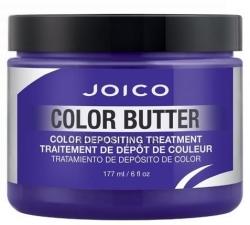 Joico Color Butter Purple - Маска тонирующая с интенсивным фиолетовым пигментом, 177 мл