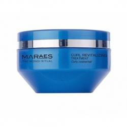 Kaaral Maraes Curl Revitalizing Treatment - Восстанавливающий кондиционер для вьющихся волос 200 мл