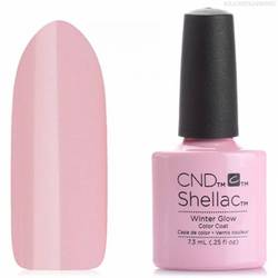 CND UV Гелевое покрытие CND Shellac Aurora 90871 (Winter Glow)