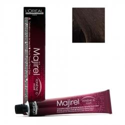 L'Oreal Professionnel Majirel - Краска для волос 6.8 (тёмный блондин мокко), 50 мл