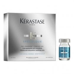 Kerastase Specifique Cure Apaisante - Курс для чувствительной кожи головы Апезант Керастаз, 12*6 мл