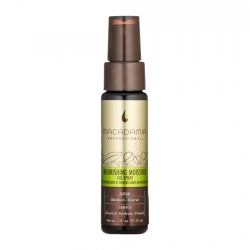 Macadamia Professional Nourishing Moisture Oil Spray - Уход масло-спрей увлажняющий 30 мл