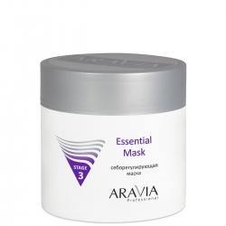 Aravia Professional - Себорегулирующая маска Essential Mask, 300 мл