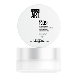L'Oreal Professionnel Tecni. Art Fix Polish - Гель-воск фикс полиш, 75 мл