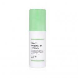 Eyenlip Green Probiotics 17 Ampoule - Успокаивающая сыворотка с экстрактом зеленого чая, 50 мл