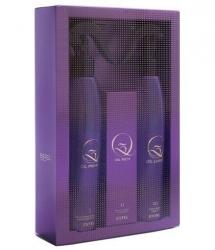 Estel Q3 Oil Rich - Набор для процедуры экранирования волос 1*100 мл, 2*300 мл