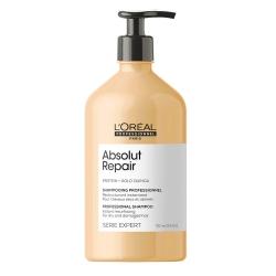 L'Oreal Professionnel Absolut Repair Gold Quinoa+Protein Shampoo РЕНО - Восстанавливающий шампунь для очень поврежденных волос, 750 мл