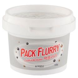 A'Pieu Pack Flurry (Cookie&Cream) - Маска-скраб для лица, 130гр