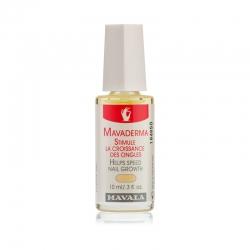 Mavala Mavaderma - Питательное масло для быстрого роста ногтей Мавадерма 10 мл
