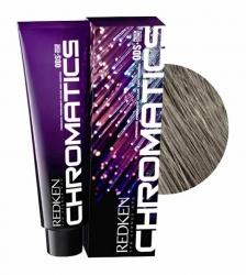 Redken Chromatics - Краска для волос без аммиака 7.1/7Ab пепельно-голубой 60мл