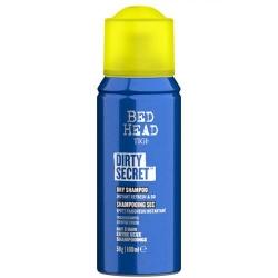 TIGI Bed Head Dirty Secret - Сухой шампунь очищающий, освежающий, 100 мл