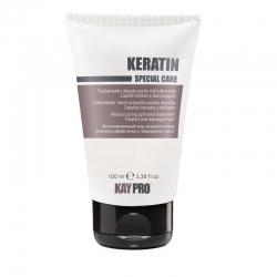 Kaypro Keratin special care - Крем с кератином для секущихся кончиков, 100мл