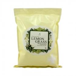 Anskin Premium Herb Lemongrass Modeling Mask - Маска альгинатная для проблемной кожи в пакете, 1000 г