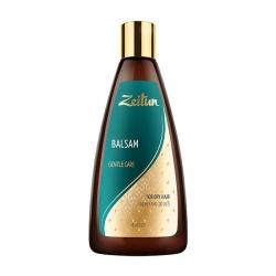 """Zeitun Balsam Gentle Care - Бальзам """"Нежный уход"""" для сухих волос с медом и 10 маслами 250мл"""
