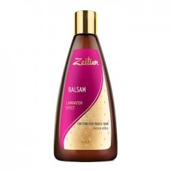 Zeitun Balsam Lamination Effect - Бальзам с эффектом ламинирования волос с иранской хной, 250мл