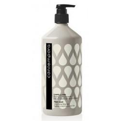 Barex Contempora Shampoo Volumizzante - Шампунь для придания объема с маслом облепихи и огуречным маслом, 1000 мл