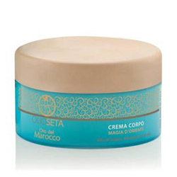 Barex Olioseta Oro del Marocco Body Cream Magic of The East - Крем для тела с маслом арганы 250 мл