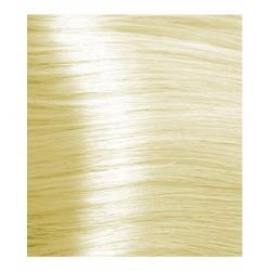 Kapous Blond Bar - крем-краска для волос с экстрактом жемчуга BB 1000 Натуральный, 100мл