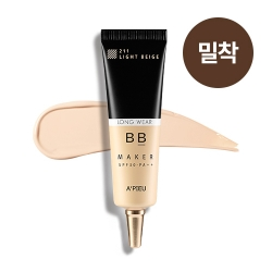 A'Pieu BB Long Wear Maker SPF30/PA++ Light Beige - Устойчивый BB-крем 20г
