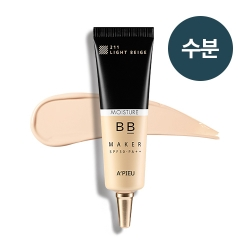A'Pieu BB Maker SPF30/PA++ Light Beige - Увлажняющий BB-крем 20г