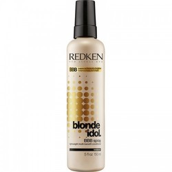 Redken Blond Idol - Легкий многофункциональный спрей-уход для волос блонд, 150 мл