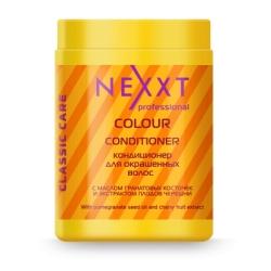 Nexxt Professional Colour Conditioner - Кондиционер для окрашенных волос, 1000 мл