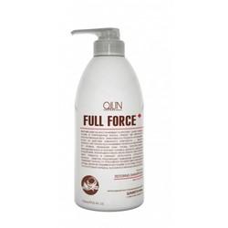 Ollin full force - Интенсивный восстанавливающий шампунь с маслом кокоса 300 мл