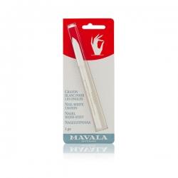 Mavala Nail-White Crayon - Белый карандаш для ногтей