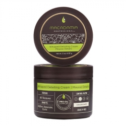 Macadamia Natural Oil Whipped Detailing Cream - Крем-суфле текстурирующий, 57гр