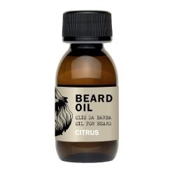 Dear Beard Oil Citrus - Масло для бороды с ароматом цитруса, 50 мл