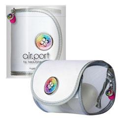 Beauty Blender air.port - Косметичка белая
