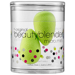 Beautyblender micro.mini - Мини-версия спонжа, 2 спонжа