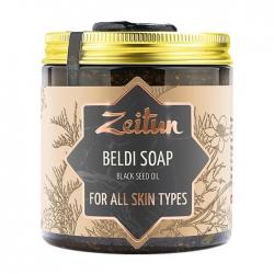 Zeitun - Бельди для лица с маслом чёрного тмина, 250 мл