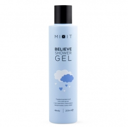 MIXIT BELIEVE Shower Gel - Парфюмированный гель для душа, 200 мл