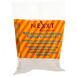 Nexxt Professional Bleaching Powder Expert - Осветляющий порошок белый в пакете, 500 гр